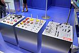 KIPP Automatica trade fair stand, products, 2014